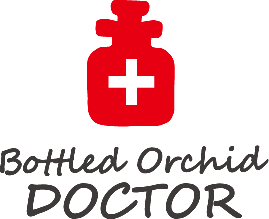 Bottoled Orchid DOCTOR